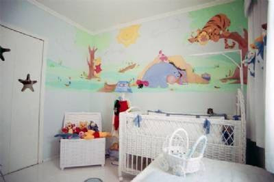 Dicas, ideias e sugestões de Pinturas para Quarto do Bebê