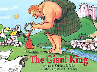 photo of the Giant King book cover