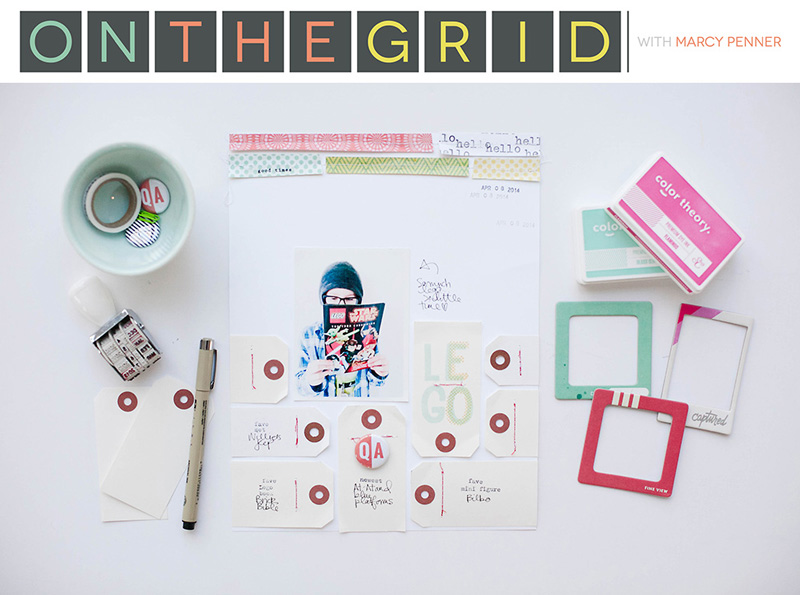 Studio Calico On the Grid class (February 2015)