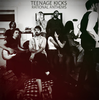 Teenage Kicks: Toronto Roots-Rock Band Release First Track From Forthcoming EP