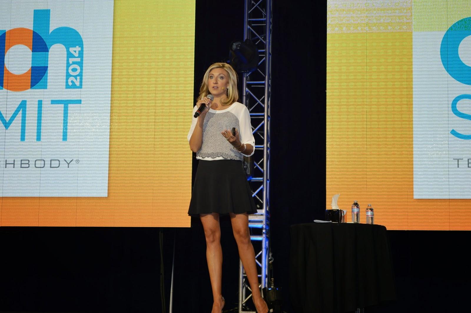 Creating High Performance Coaches- Melanie Mitro Training Summit 2014, Team Beachbody