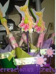 Children Parties, Tinkerbell Decoration