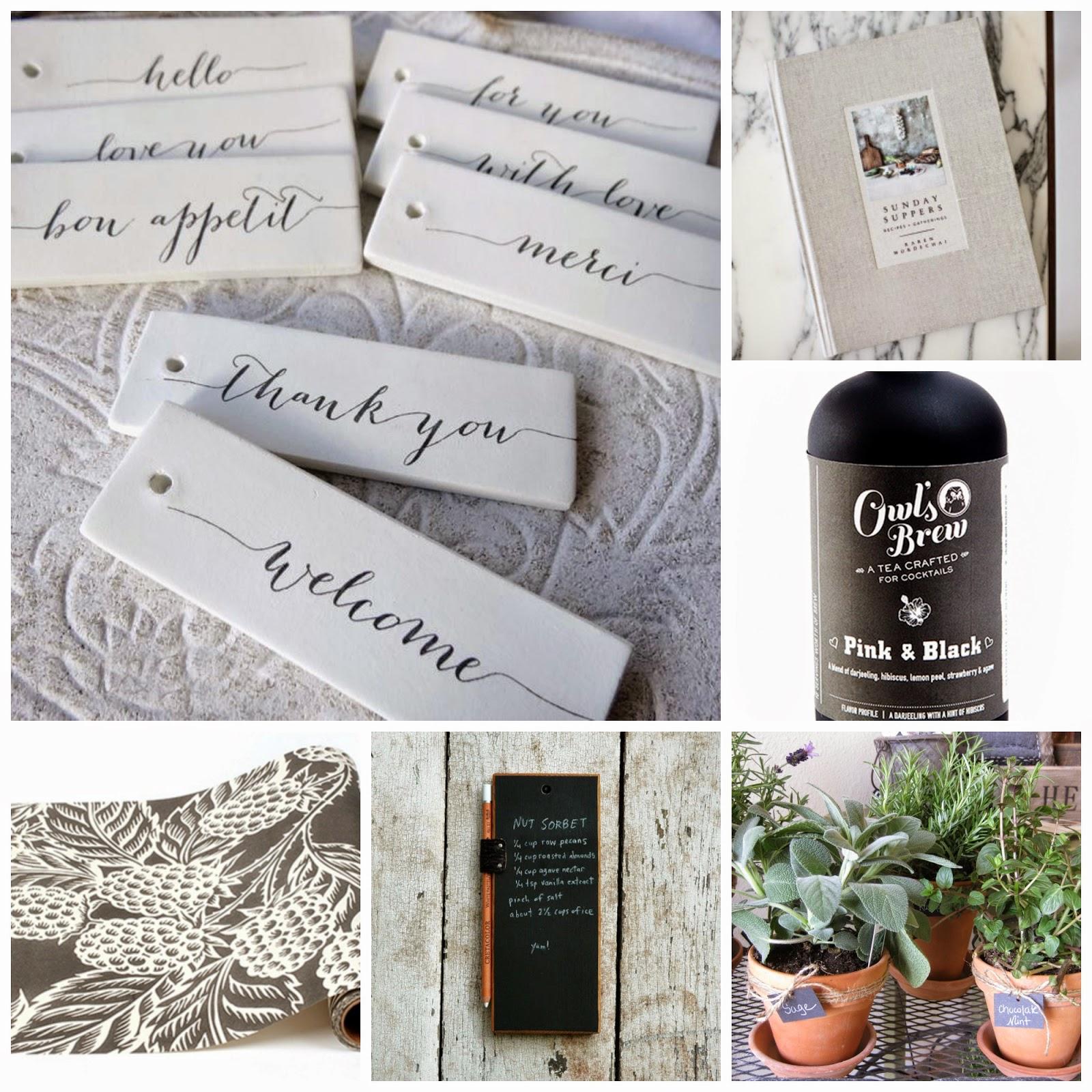 the Olive Basket Market Finds