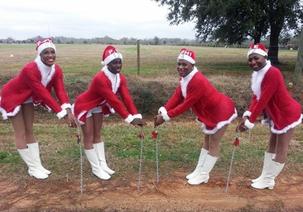 The Prancing Elites