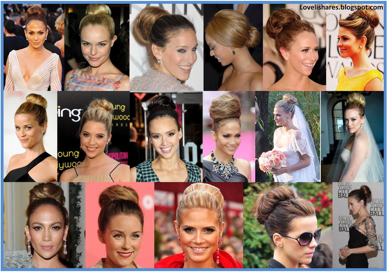 sock bun,updo,pageant