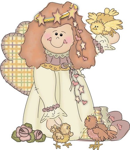 dibujitos de angeles - Imagenes y dibujos para imprimirTodo en ...
