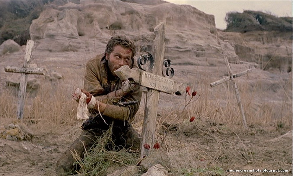 Vagebond's Movie ScreenShots: Django (1966)