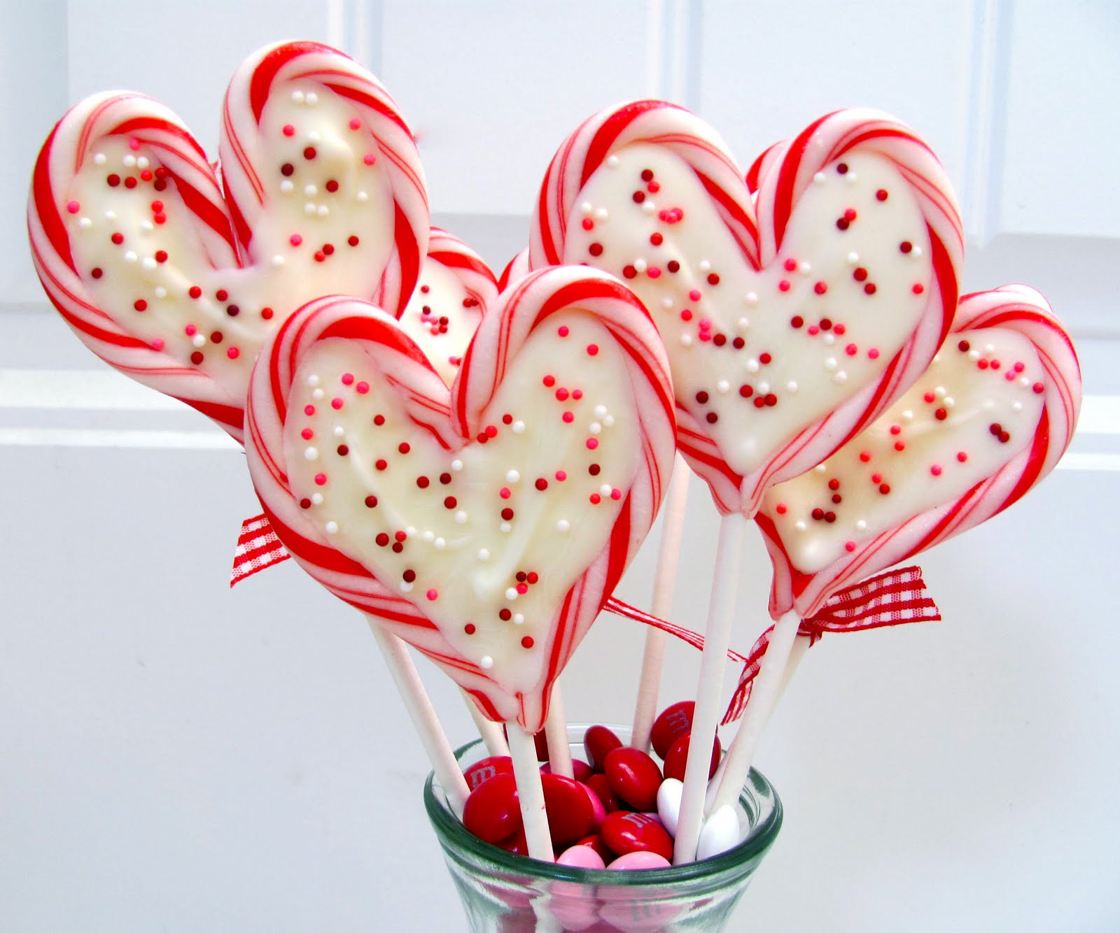 Sweet Heart Valentine Pops Party