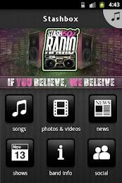 Stashbox App