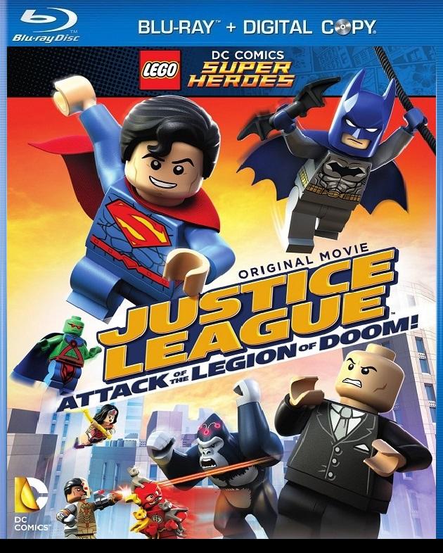 [MASTER มาใหม่] LEGO DC SUPER HEROES : JUSTICE LEAGUE : ATTACK OF THE LEGION OF DOOM! (2015) จัสติซ ลีก ถล่มกองทัพลีเจียน ออฟ ดูม [MASTER][1080P] [เสียงไทยมาสเตอร์ 5.1 ]