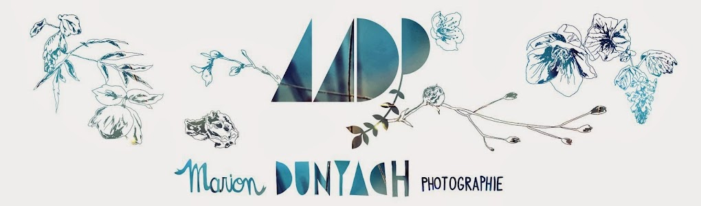 Marion Dunyach Photographie
