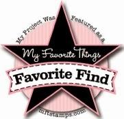 MFT - Favorite Find October 2013