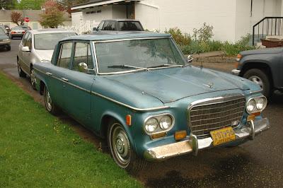 1962 Studebaker Lark Sedan.