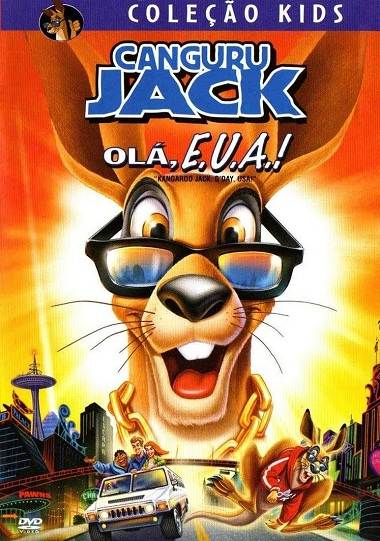 Baixe imagem de Canguru Jack: Olá EUA! sem Torrent