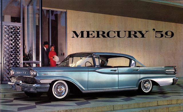 マーキュリー・パークレーン 初代 | Mercury Park Lane (1958-60)