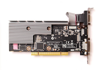 ZOTAC® GeForce® GT 520 PCI and PCI Express x1 graphics cards picture 2