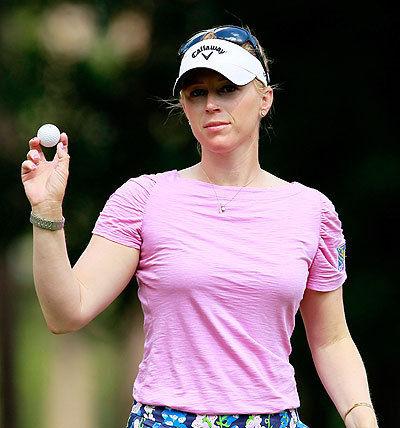 Morgan Pressel Golf All About Sports Morgan Pressel Golf