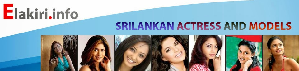sri lankan actress and models