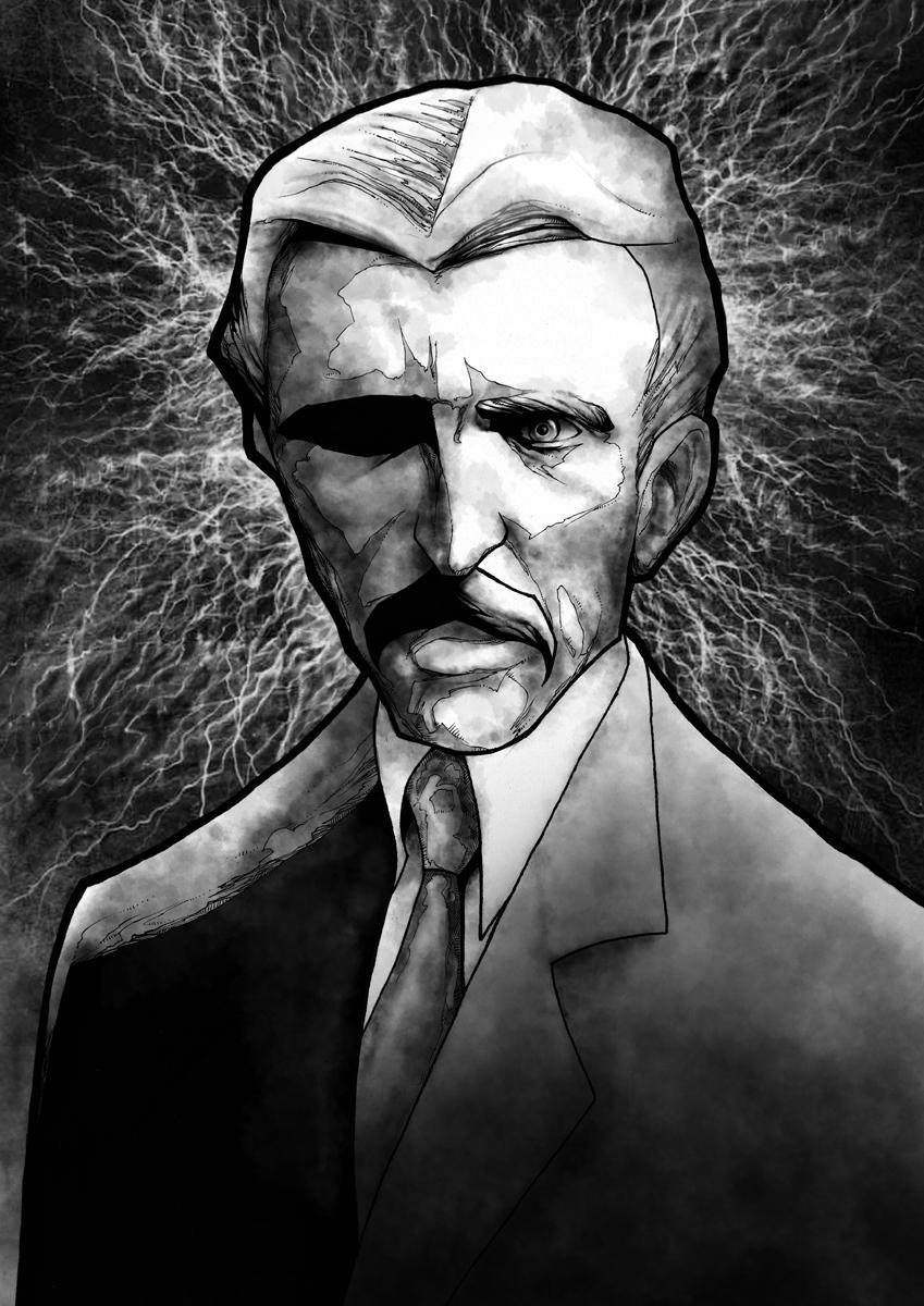 Ur 226 Nia Jos 233 Galisi Filho Nikola Tesla And The Ultimate