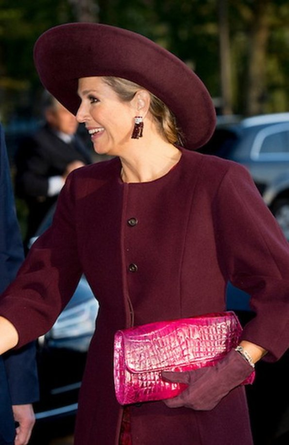 Queen Maxima Opens International Hands On Conference