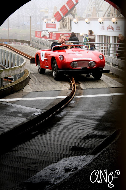 One of the many kid-friendly attractions at Blackpool Pleasure Beach | Anyonita-nibbles.co.uk