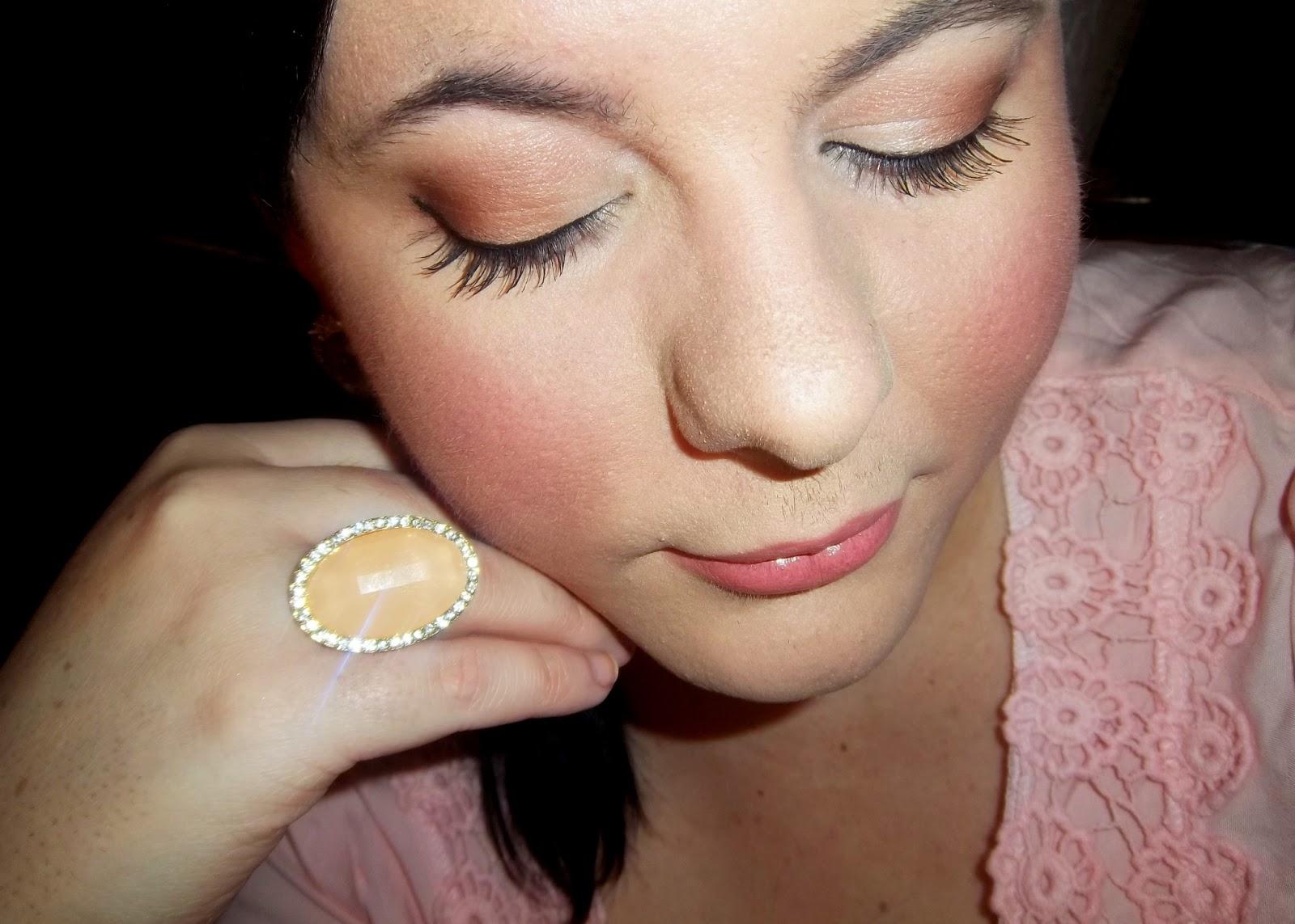 Romantic Wedding Makeup Day romantic makeup 2013