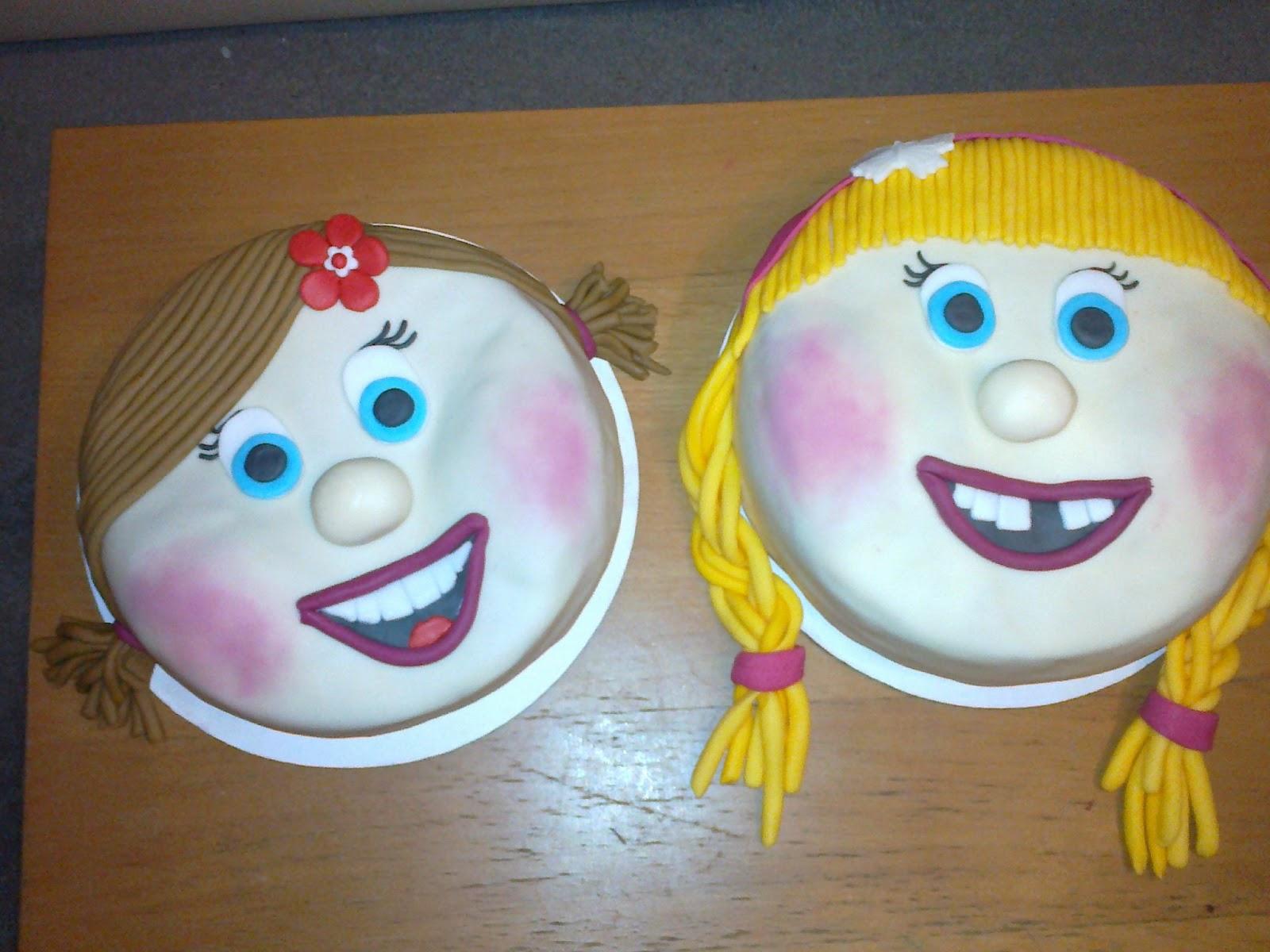 Torta pre dvojičky