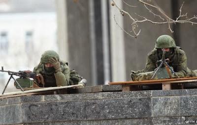 Κριμαία, ένα σχέδιο βγαλμένο απ' τα συρτάρια του Ψυχρού Πολέμου