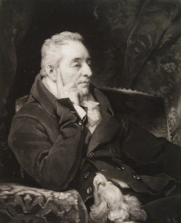 George Wyndham, 3rd Earl of Egremont  by Samuel William Reynolds, after Thomas Phillips (1826)   © National Portrait Gallery, London