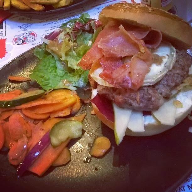 Bon Wallon Burger