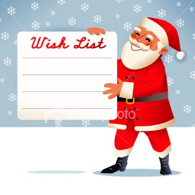 your admissions wish list for santa admissions dan tudor