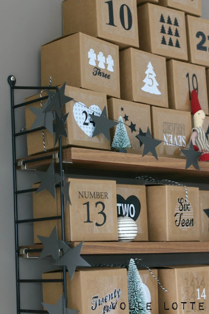 Box, Advent, Kind, Mann, Nordal, Schenken