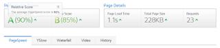 page load cuma 1.1 detik