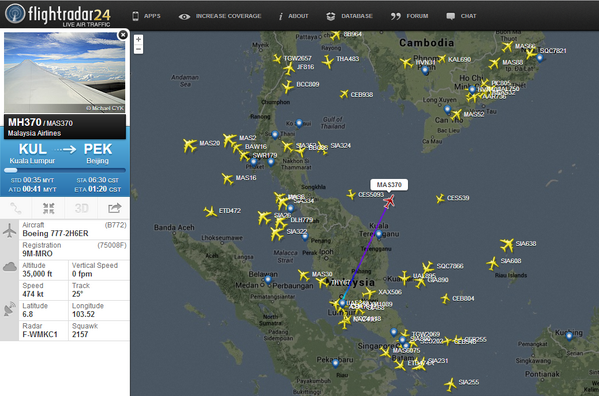 Video Missing Plane MH370 Malaysia Airlines From Radar PRAYFORMH370