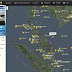 Video Missing Plane #MH370 Malaysia Airlines From Radar #PRAYFORMH370