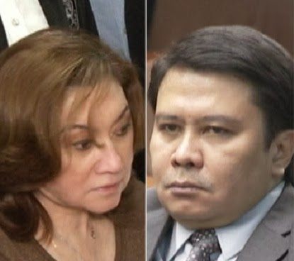 Jinggoy texted me about his PDAF: Ruby Tuason