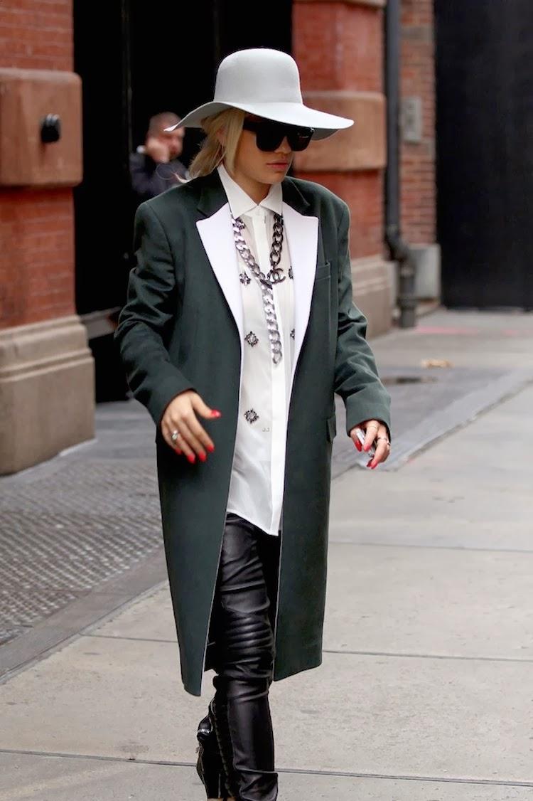 Rita Ora NYC October 2013