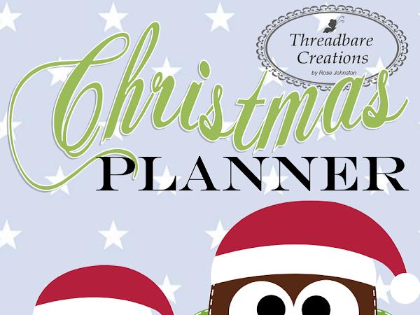 Free Printable- Christmas Planner