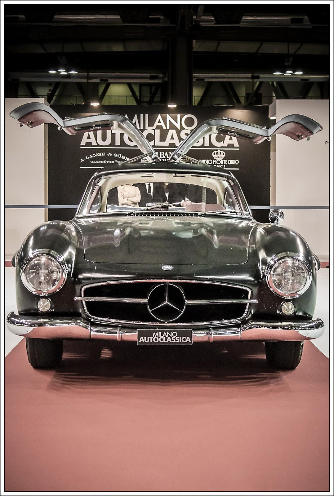 Milano AutoClassica 2014