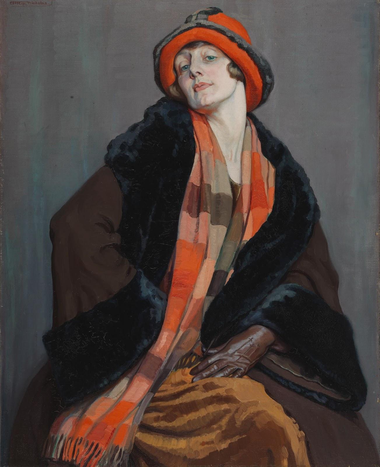 Hilda Rix Nicholas Une Australienne National Gallery of Australia