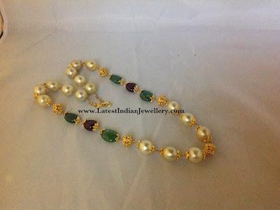 Stylish Beads Mala Designs