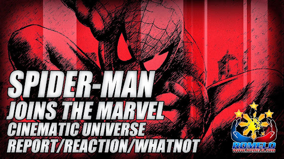 Spider Man Joins The Marvel Cinematic Universe, Report/Reaction/Whatnot