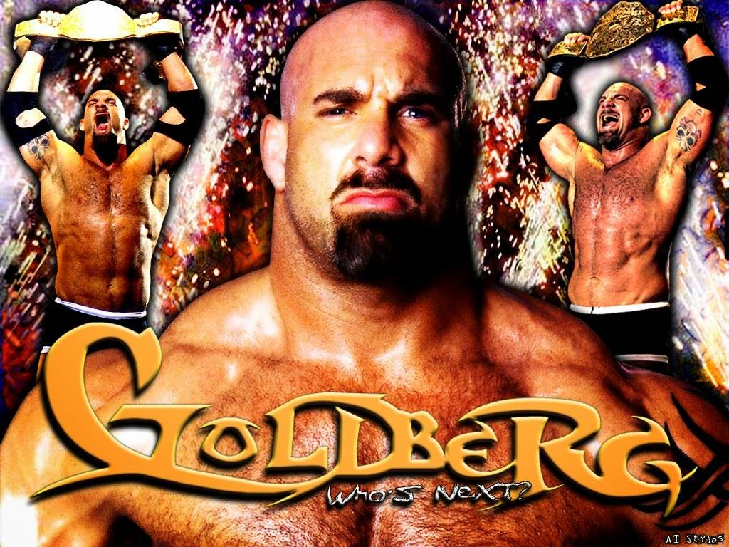 WWE Goldberg HD Wallpapers