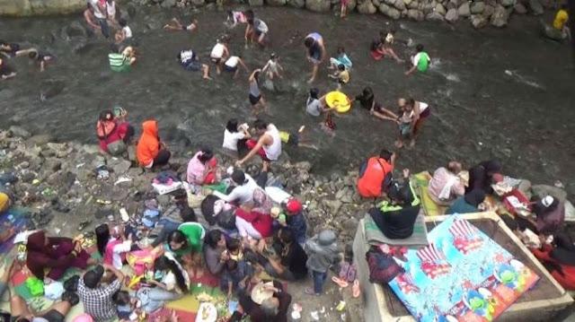 Status Aman, Objek Wisata Gunung Slamet Diserbu Warga