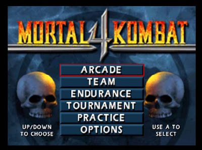 Free Download Games Mortal Kombat 4 Full Version For PC