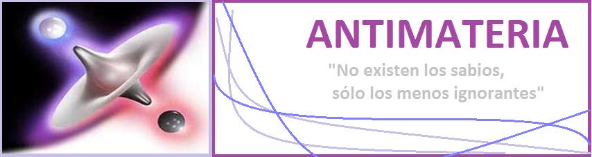 Anti-materia