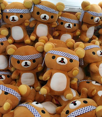 Totally Rilakkuma addicter