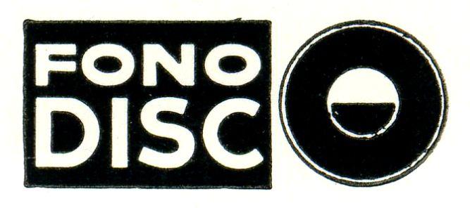 FONO DISC SINGELS
