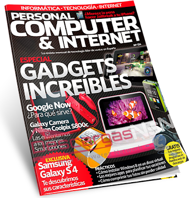 Personal Computer & Internet - Issue 124, 22 Marzo (2013)