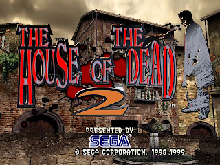 Trucos The House of the Dead 2 y 3 return